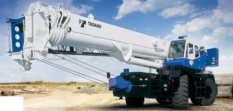 Tadano Crane Parts | What is | www whatis com sg