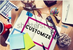 customize ribbons