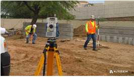 Total station boost