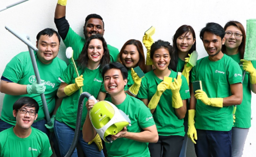 Singapore House Cleaning Services