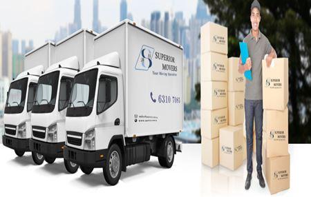 house mover Singapore Superior