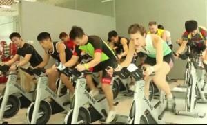 spinning class Singapore