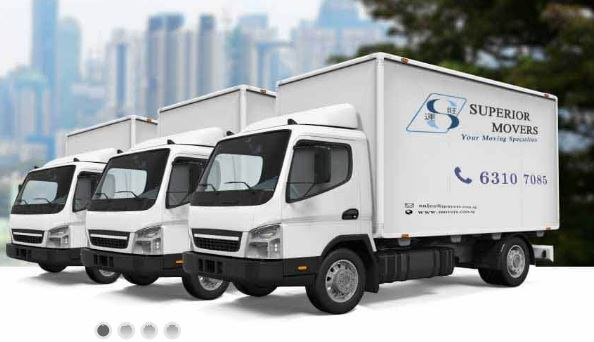 office house movers Singapore