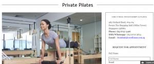 pilates Singapore