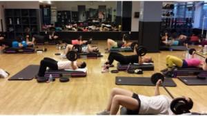 pilates studio in Singapore