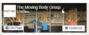 The moving body group
