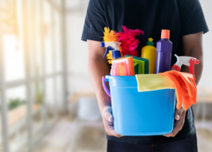 Image Office Cleaning Tips
