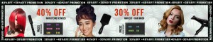 D'Cut Hair Studio Promotion