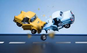 Car Insurance Claim - Toy Cars Collision