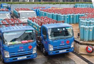 Distributor Esso LPG GAS