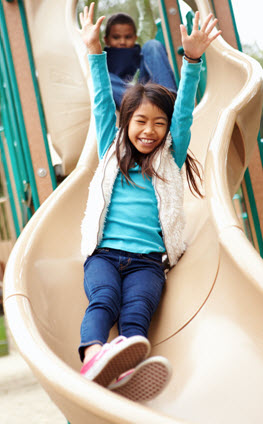 Safety of children at playgrounds should come first